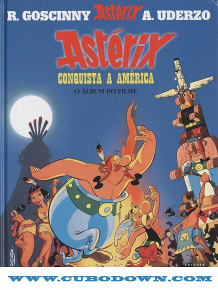 Baixar Torrent Astérix conquista a América (1994) – BluRay 1080p Tri Áudio 5.1 – Download Torrent Download Grátis