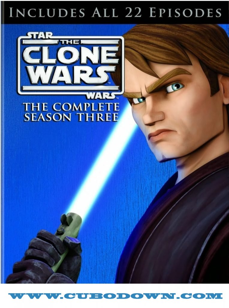 Baixar Torrent Star Wars: The Clone Wars 3ª Temporada Completa Torrent – BluRay 720p Dual Áudio Download (2010) Download Grátis