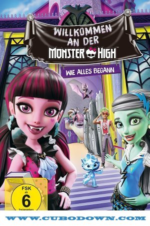 Baixar Torrent Monster High: Bem Vindo À Monster High (2016) BluRay 720p – 1080p Dublado – Torrent Download Download Grátis