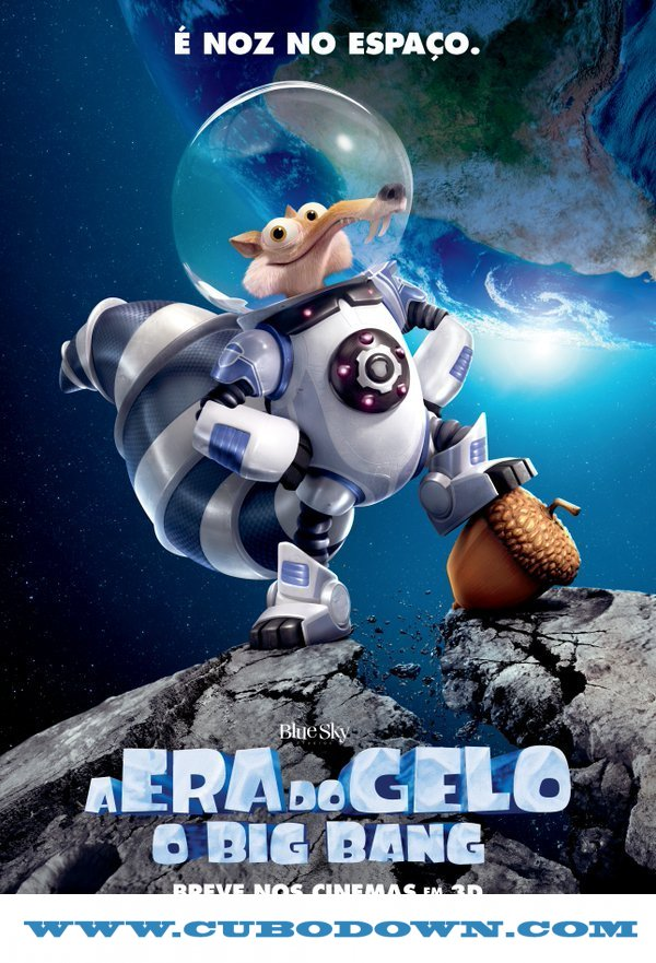 Baixar Torrent A Era do Gelo: O Big Bang (2016) BluRay 3D 1080p Dublado CH 5.1 – Torrent Download Download Grátis