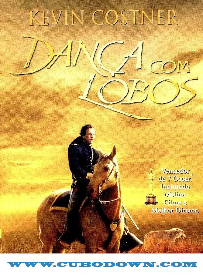 Baixar Torrent Dança com Lobos Torrent – BluRay 720p e 1080p Dual Áudio Download (1990) Download Grátis