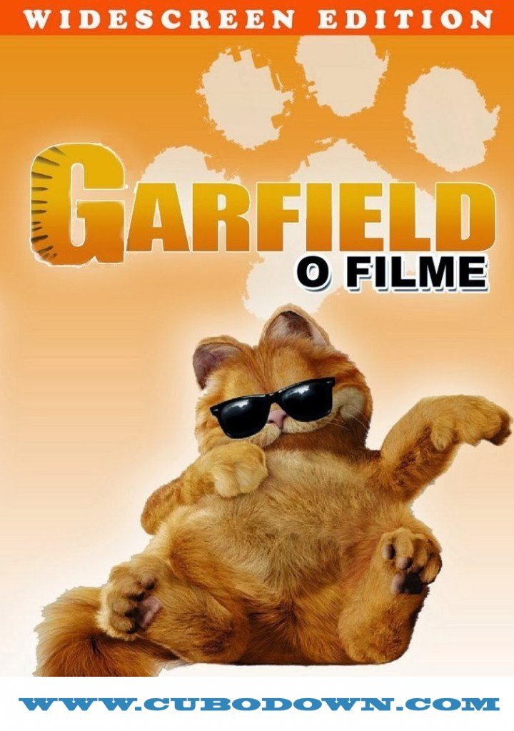 Baixar Torrent Garfield – O Filme (2004) – BluRay 1080p Dual – Download Torrent Download Grátis