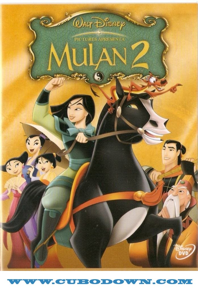 Baixar Torrent Mulan 2 A Lenda Continua (2004) Blu-Ray 720p Download Torrent Dublado Download Grátis
