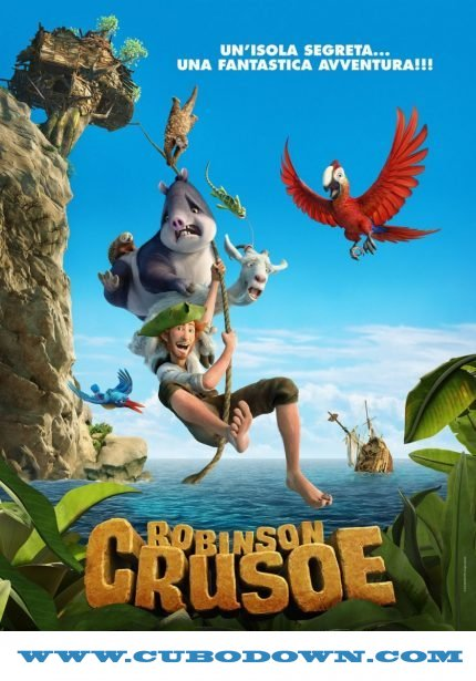 Baixar Torrent As Aventuras de Robinson Crusoé (2016) Bluray 720p 5.1 CH Legendado – Torrent Download Download Grátis