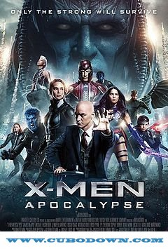 Baixar Torrent X-Men: Apocalipse BluRay 720p e 1080p Dual Áudio Torrent Download Download Grátis