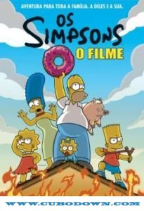 Baixar Torrent Os Simpsons – O Filme 2007 Torrent Download – BluRay 720p e 1080p 5.1 Dual Áudio Download Grátis