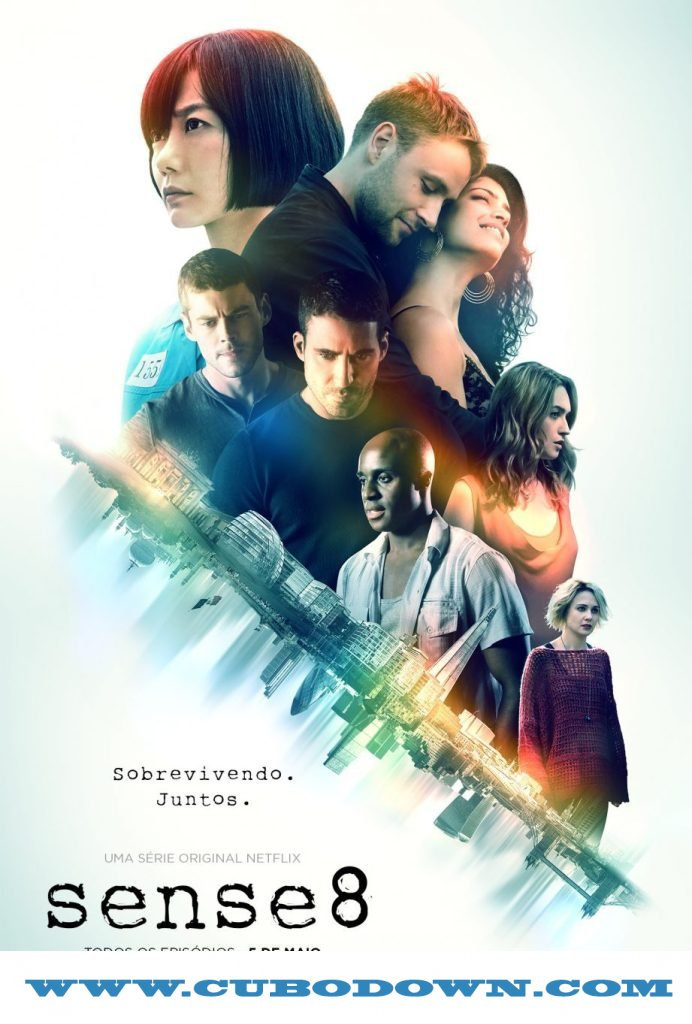 Baixar Torrent Sense8 2ª Temporada Completa 2017 Torrent Download – WEBRip 720p 5.1 Dual Áudio Download Grátis