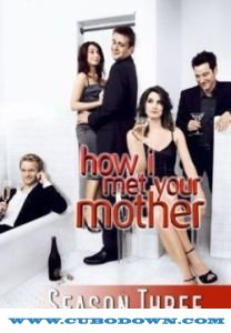 Baixar Torrent How I Met Your Mother 3ª Temporada Completa 2007 Torrent Download – WEB-DL 720p 5.1 Dual Áudio Download Grátis