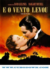 Baixar Torrent E o Vento Levou BluRay 720p Dual Áudio Torrent Download (1939) Download Grátis