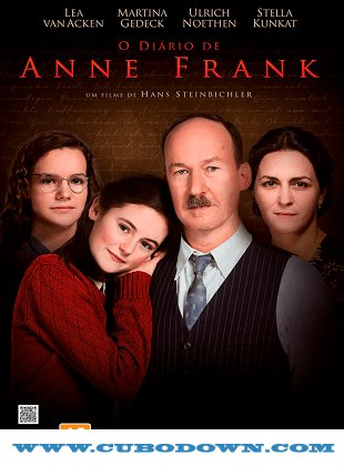 Baixar Torrent O Diário de Anne Frank (2017) Torrent Download – BluRay 720p e 1080p 5.1 Dual Áudio Download Grátis