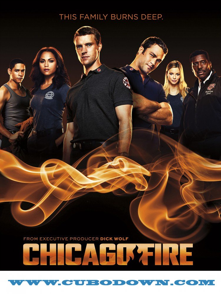 Baixar Torrent Chicago Fire 3° Temporada – Torrent (2014) HDTV | 720p Legendado Download Download Grátis