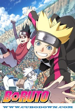 Baixar Torrent Boruto: Naruto Next Generations 1ª, 2ª e 3ª Temporada Completa (2017) Legendado HDTV 720p – Torrent Download Download Grátis