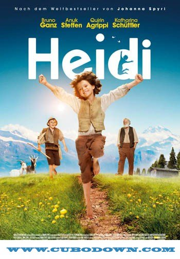 Baixar Torrent Heidi (2017) Dublado e Dual Áudio 5.1 BluRay 720p – Torrent Download Download Grátis