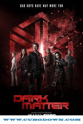 Baixar Torrent Dark Matter 3ª Temporada Completa (2017) Dublado / Legendado HDTV 720p – Torrent Download Download Grátis