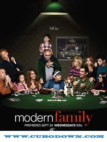 Baixar Torrent Modern Family 5° Temporada – Torrent (2013) HDTV | 720p Legendado Download Download Grátis