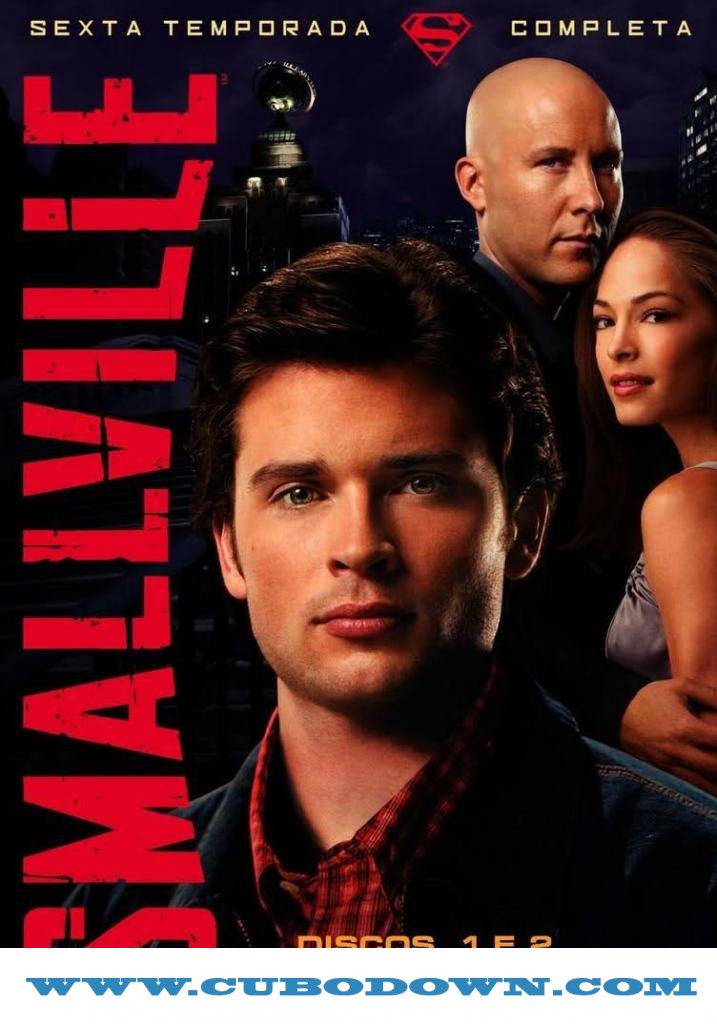 Baixar Torrent Smallville 3ª Temporada Dublado – Torrent Downlaod – Bluray 720p (2003) Download Grátis