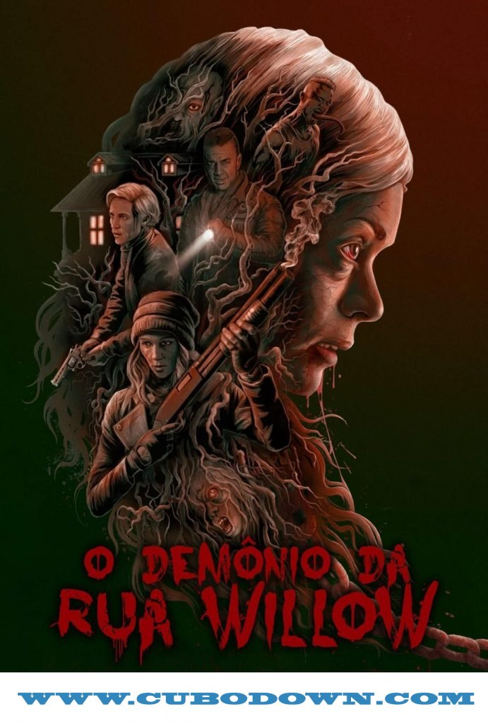 Baixar Torrent O Demônio da Rua Willon (2017) Dual Áudio BluRay 720p | 1080p – Torrent Download Download Grátis