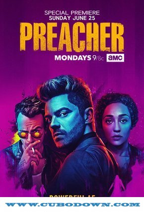 Baixar Torrent Preacher 2ª Temporada (2017) Dublado e Legendado – Torrent Download Download Grátis