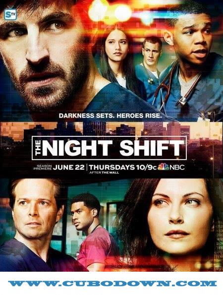 Baixar Torrent The Night Shift 4ª Temporada (2017) Legendado – Torrent Download Download Grátis