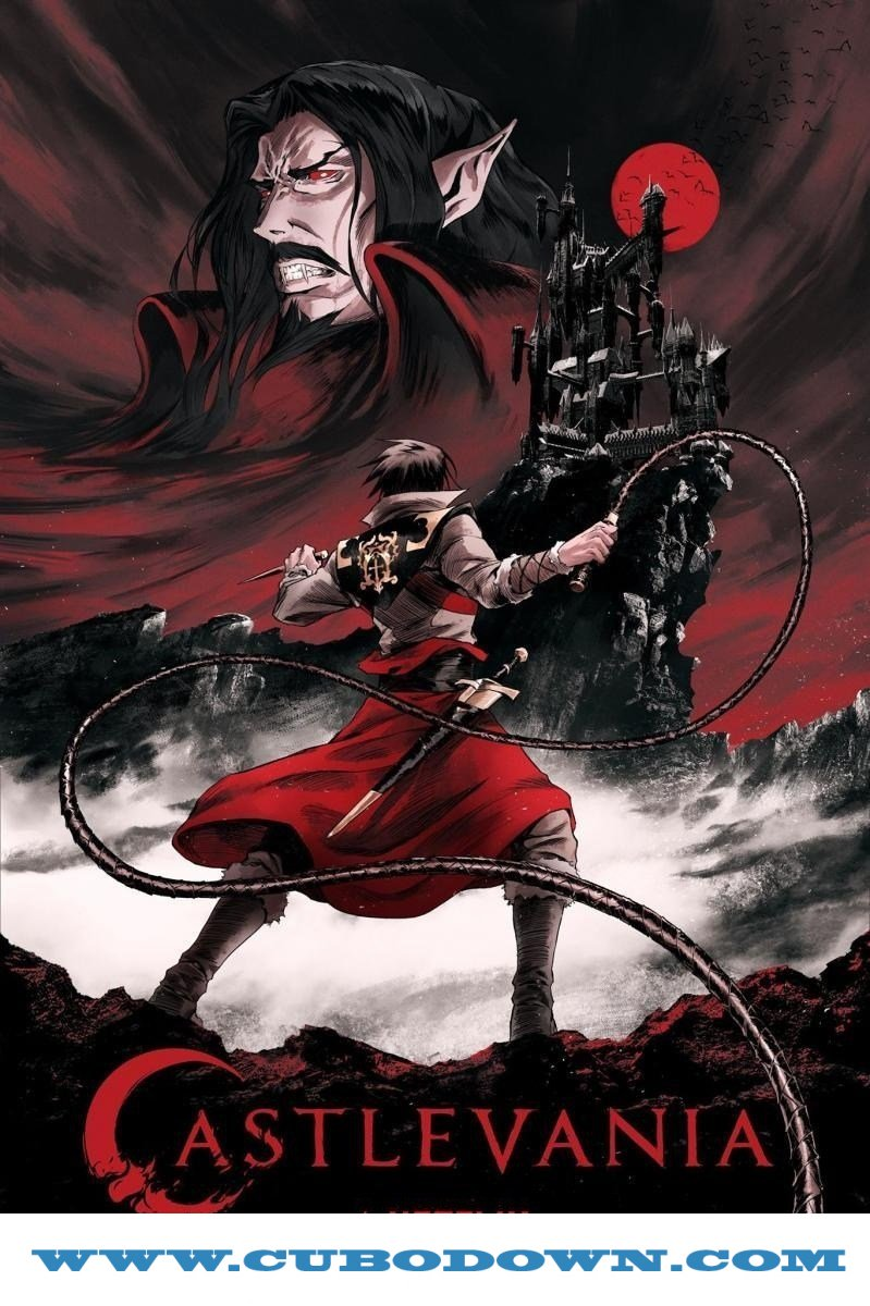 Baixar Torrent Castlevania 2017 1ª temporada Completa Torrent Download – WEBRip 720p e 1080p Legendado e Dual Áudio Download Grátis