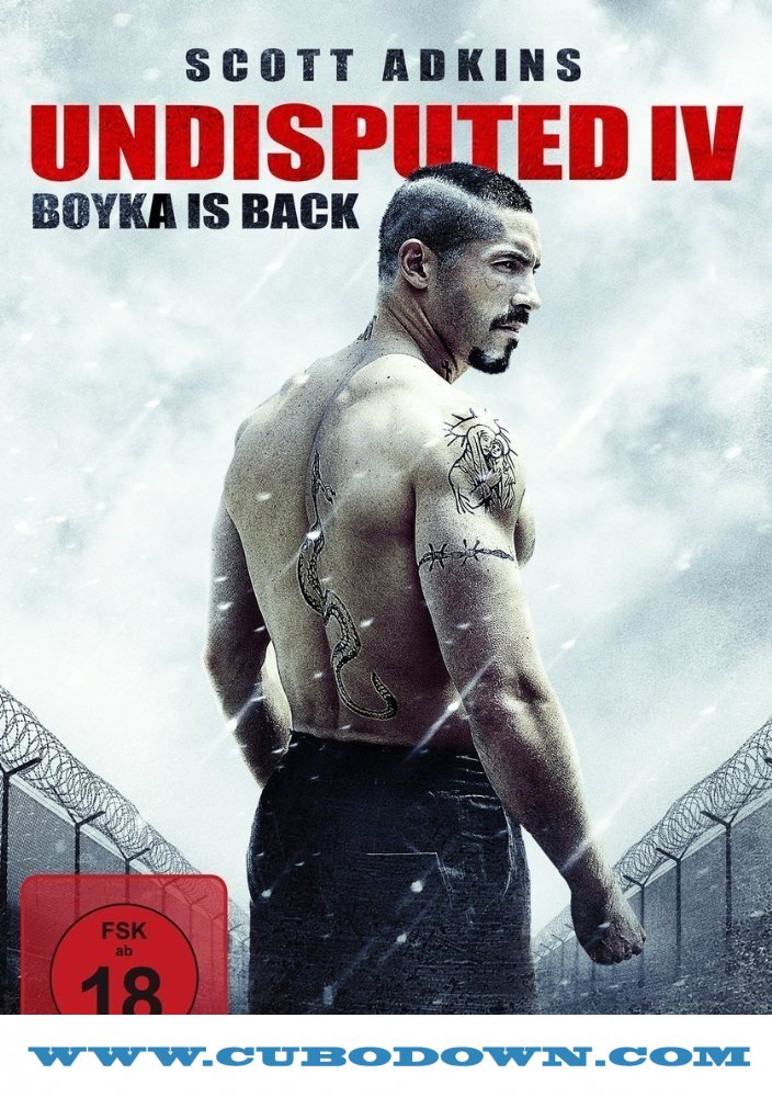 Baixar Torrent Boyka: Undisputed IV (2017) Dual Áudio 5.1 BluRay 720p | 1080p – Torrent Download Download Grátis