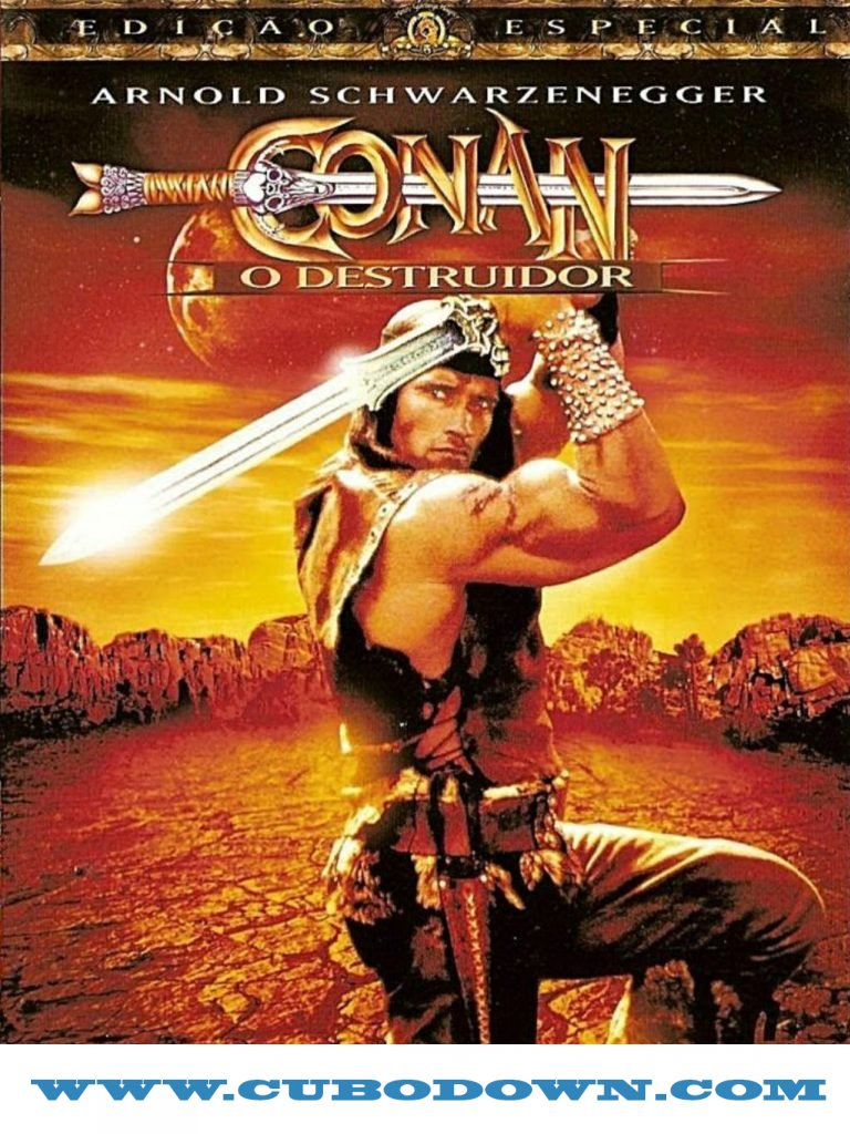 Baixar Torrent Conan, o Destruidor (1984) Bluray 1080p Dual Áudio – Torrent Download Download Grátis