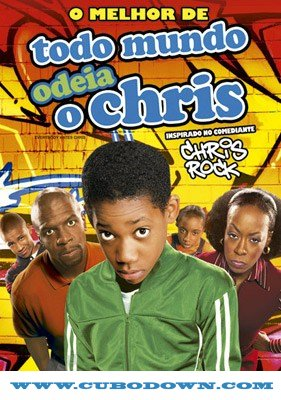 Baixar Torrent Todo Mundo Odeia o Chris – Torrent Todas as Temporadas (2008- 2009) HDTV Dublado Download Download Grátis