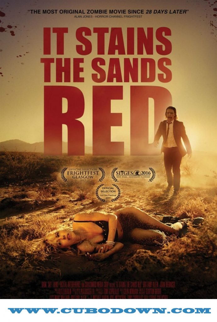 Baixar Torrent It Stains the Sands Red (2017) Legendado 5.1 BluRay 720p | 1080p – Torrent Download Download Grátis
