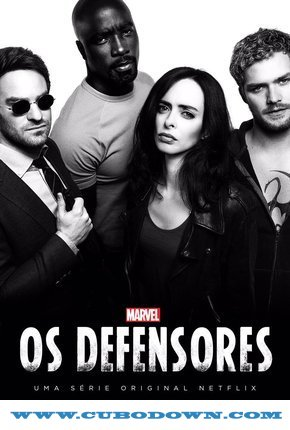 Baixar Torrent Marvel – Os Defensores (2017) 1ª Temporada Completa WEB-DL 4K 2160p 5.1 Dual Áudio – Torrent Download Download Grátis