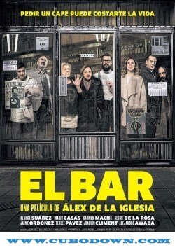 Baixar Torrent O Bar (2017) Dual Áudio 5.1 / Dublado WEB-DL 720p | 1080p – Torrent Download Download Grátis