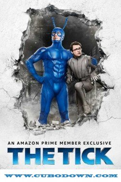 Baixar Torrent The Tick 1ª Temporada Completa (2017) Dublado / Legendado WEBRip 720p | 1080p – Torrent Download Download Grátis