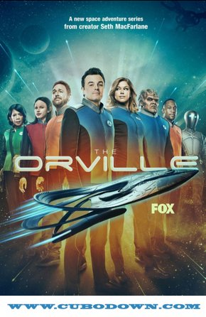 Baixar Torrent The Orville 1ª Temporada Completa (2017) Dublado / Legendado WEB-DL 720p – Torrent Download Download Grátis