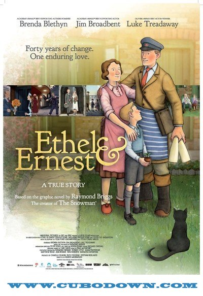 Baixar Torrent Ethel & Ernest (2017) Dual Áudio / Dublado HDTV 720p | 1080p – Torrent Download Download Grátis