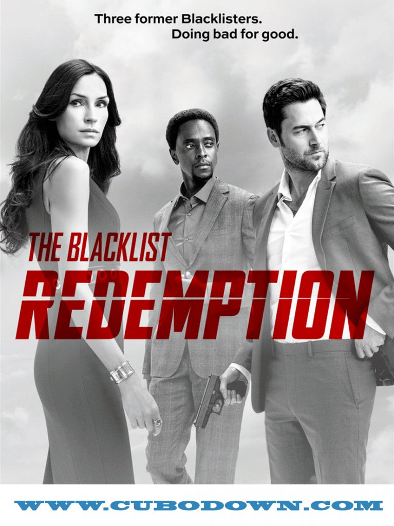 Baixar Torrent The Blacklist: Redemption 1ª Temporada (2017) Dublado e Legendado – Torrent Download Download Grátis