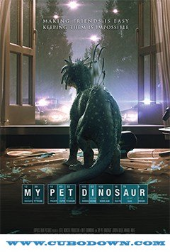 Baixar Torrent My Pet Dinosaur (2017) Legendado BluRay 720p | 1080p – Torrent Download Download Grátis