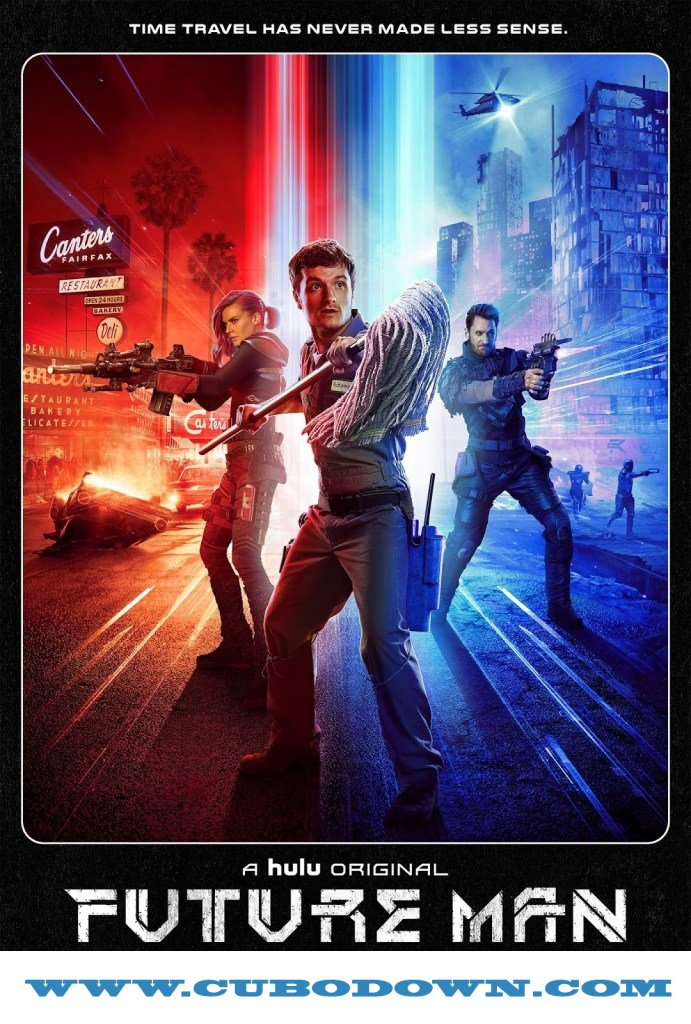 Baixar Torrent Future Man 1ª Temporada Completa (2018) Dual Áudio / Legendado WEBRip 720p | 1080p – Torrent Download Download Grátis