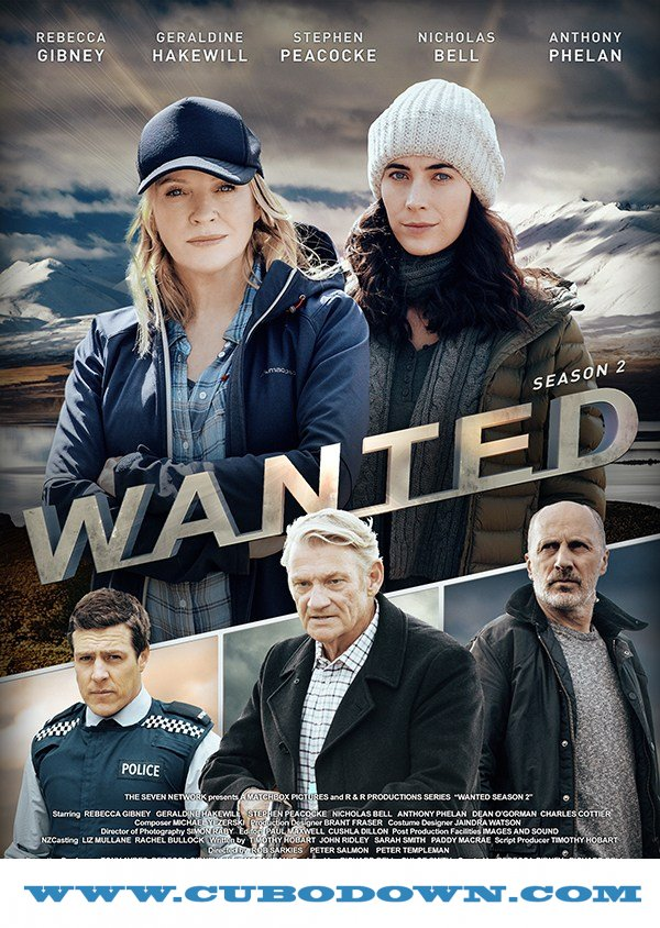 Baixar Torrent Wanted 2ª Temporada Completa (2017) WEB-DL 720p Dual Áudio – Torrent Download Download Grátis