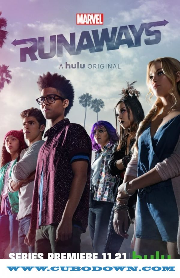 Baixar Torrent Marvel – Runaways 1ª Temporada Completa (2017) Dublado / Legendado WEBRip 720p | 1080p – Torrent Download Download Grátis