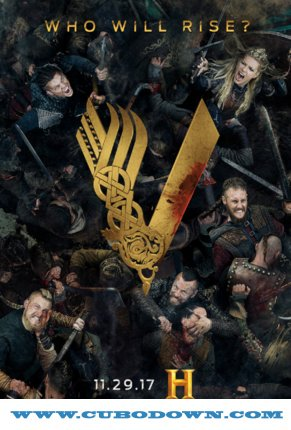 Baixar Torrent Vikings 5ª Temporada Completa (2018) Dublado / Legendado HDTV 720p | 1080p – Torrent Download Download Grátis