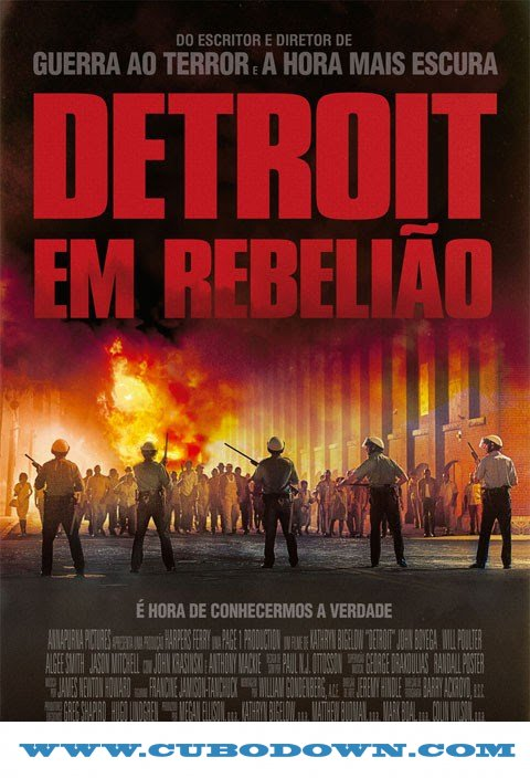 Baixar Torrent Detroit em Rebelião (2018) Dual Áudio / Dublado BluRay 720p | 1080p – Torrent Download Download Grátis