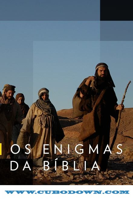 Baixar Torrent Os Enigmas da Bíblia (2017) Dublado WEB-DL 720p – Torrent Download Download Grátis