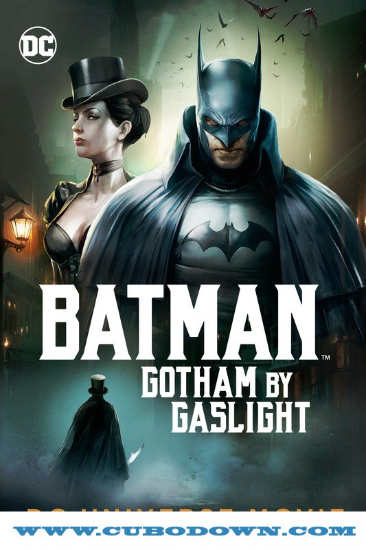 Baixar Torrent Batman: Gotham by Gaslight (2018) Dublado / Dual Áudio BluRay 720p | 1080p – Torrent Download Download Grátis