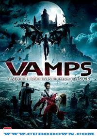 Baixar Torrent Vamps – A Morte Não Existe para o Amor (2018) Dublado / Dual Áudio BluRay 720p | 1080p – Torrent Download Download Grátis