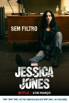 Baixar Torrent Jessica Jones 2ª Temporada Completa (2018) Dublado / Legendado WEB-DL 720p | 1080p – Torrent Download Download Grátis