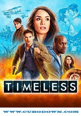 Baixar Torrent Timeless 2ª Temporada Completa Torrent (2018) Dual Áudio / Legendado HDTV 720p | 1080p – Download Download Grátis