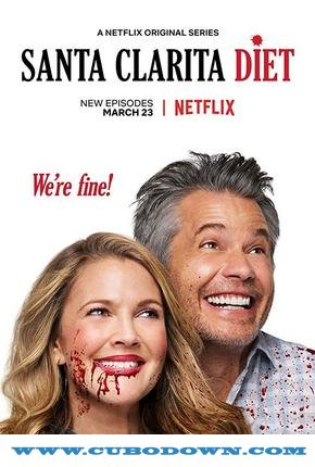 Baixar Torrent Santa Clarita Diet 2ª Temporada Completa Torrent (2019) Dual Áudio / Dublado WEB-DL 720p – Download Download Grátis