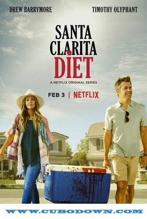 Baixar Torrent Santa Clarita Diet 1ª Temporada Completa Torrent (2018) Dual Áudio / Dublado WEB-DL 720p – Download Download Grátis