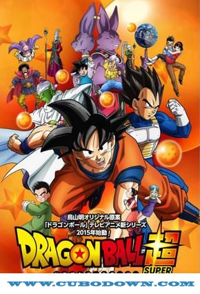 Baixar Torrent Dragon Ball Super Completo Torrent (2018) Dublado HDTV 720p | 1080p – Download Download Grátis