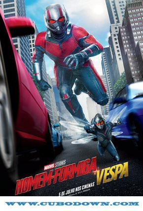 Baixar Torrent Homem-Formiga e a Vespa Torrent (2018) Dublado / Dual Áudio 5.1 BluRay 3D | 720p | 1080p – Download Download Grátis