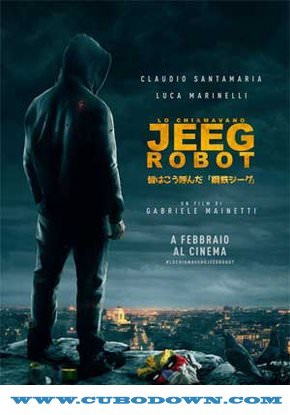Baixar Torrent Meu Nome é Jeeg Robot Torrent (2015) Dual Áudio WEB-DL 720p | 1080p – Download Download Grátis